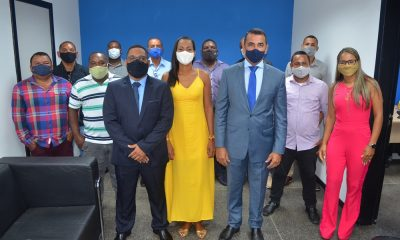 Após Curvelo assumir Sejuv, Mar de Areias toma posse na Câmara Municipal