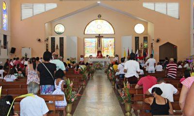 Missa celebra 10 anos da Diocese de Camaçari neste sábado