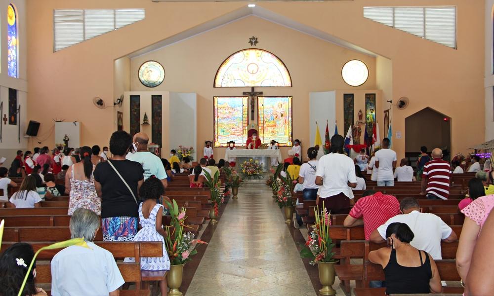 Dia Internacional da Mulher: paróquias de Camaçari realizam lives nesta segunda-feira