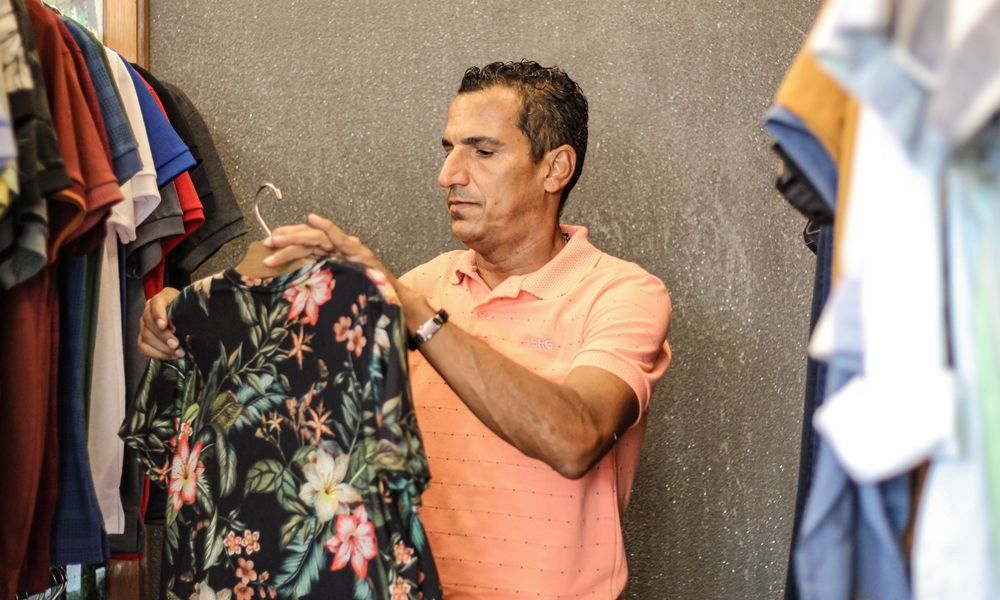 Com roupas a partir de R$ 15, Liquida Verão SRG segue até fevereiro em Camaçari