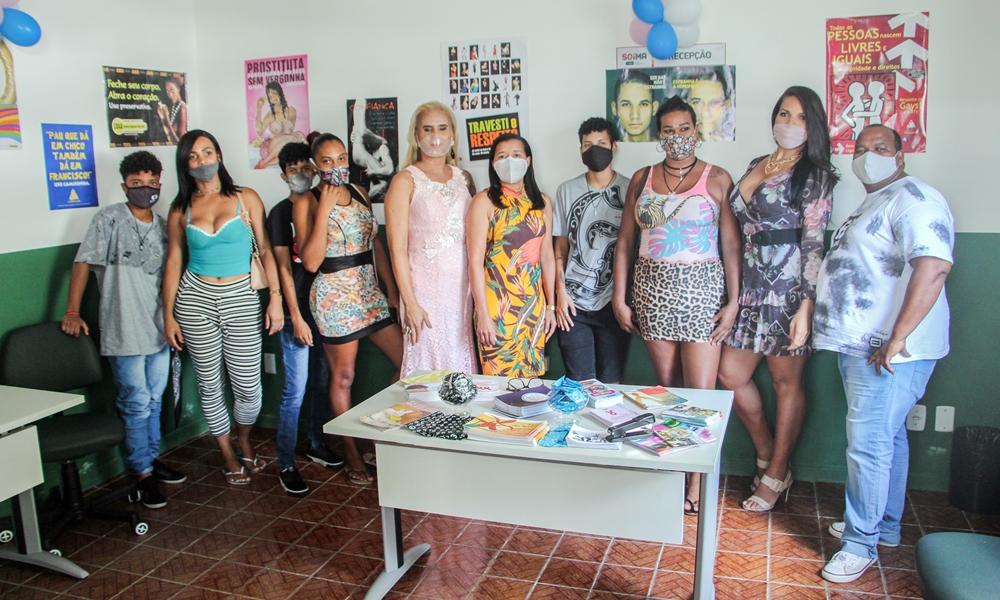 Roda de conversa comemora Dia da Visibilidade Trans em Camaçari