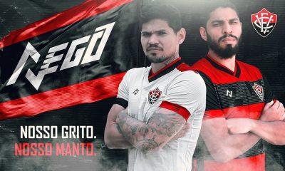 Vitória lança marca própria com novos uniformes para a temporada 2021