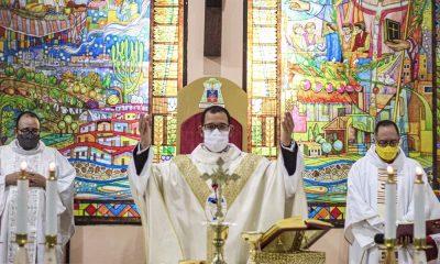 Missa do novenário de São Thomaz de Cantuária homenageia Câmara de Vereadores