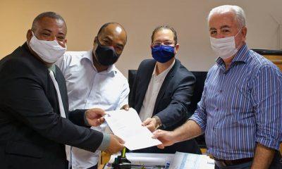 Camaçari: em reunião com secretário da Seinfra, Manoel Filho cobra melhorias para BA-529