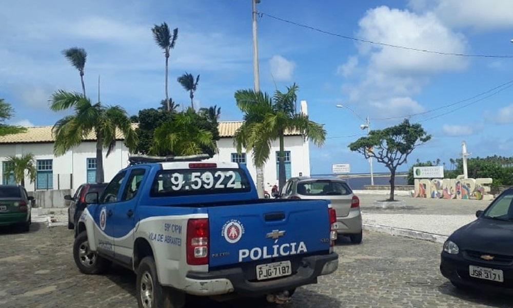 Policiais da 26ª DT de Vila de Abrantes prendem foragido por tráfico de drogas