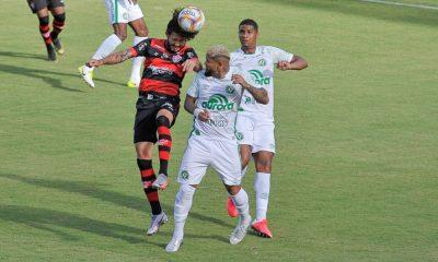 Em casa, Vitória empata com Chapecoensee segue na zona de rebaixamento da Série B