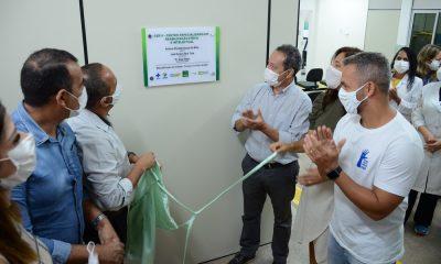 Nova unidade do Centro Especializado de Reabilitação é inaugurada em Camaçari