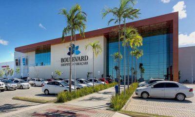 Feriado do aniversário de Camaçari altera horário de funcionamento do Boulevard Shopping