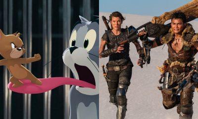 Tom & Jerry e Monster Hunter são as estreias desta semana no Cinemark Camaçari