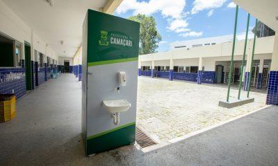 Após publicação de protocolo sanitário, Seduc inicia adaptação de escolas