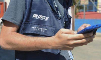 IBGE abre vagas para agente de pesquisas e mapeamento em Camaçari