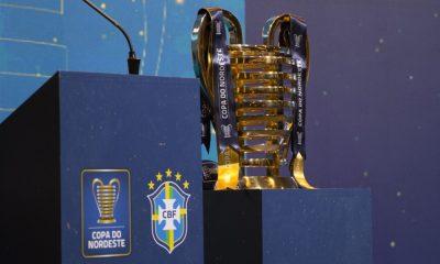 Confira a tabela da primeira fase da Copa do Nordeste 2021
