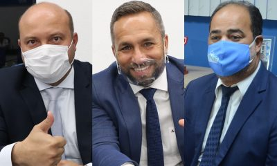 Tropa de choque do governo: Flávio, Dilson e Gilvan devem comandar CCJ e CFO da Câmara