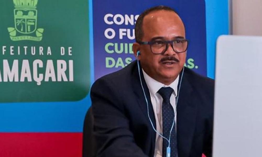 """""""Aqueles que destruíram Camaçari querem nos ensinar a fazer saúde"""", dispara Elinaldo"""