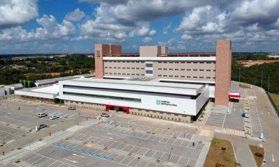 Hospital Metropolitano deve iniciar atividades com 265 leitos; leilão da PPP acontece em março