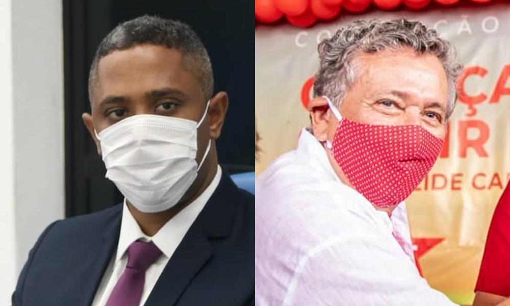 Jamessom solicita ao TCM retomada de julgamento das contas de Caetano
