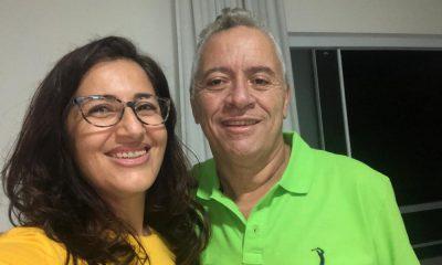 Jorge Curvelo recebe alta e já está em casa com a família