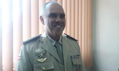 Tenente-coronel André Luís Cunha Campos assumirá comando da PM em Camaçari