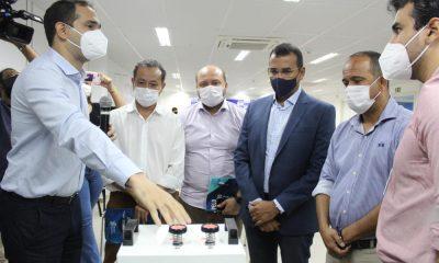 Respiradores produzidos pela Nasa e aperfeiçoados pelo Senai Cimatec Park serão instalados nas UPAs de Camaçari
