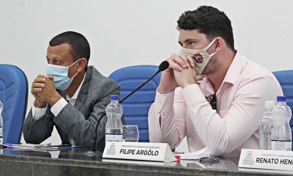 Em ação inédita, Camaçari lidera criação de frente parlamentar da RMS e cidades vizinhas
