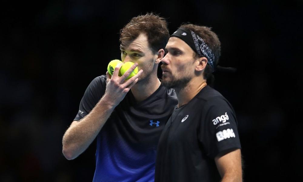 Tênis: juntos novamente, Soares e Murray avançam às quartas em Melbourne