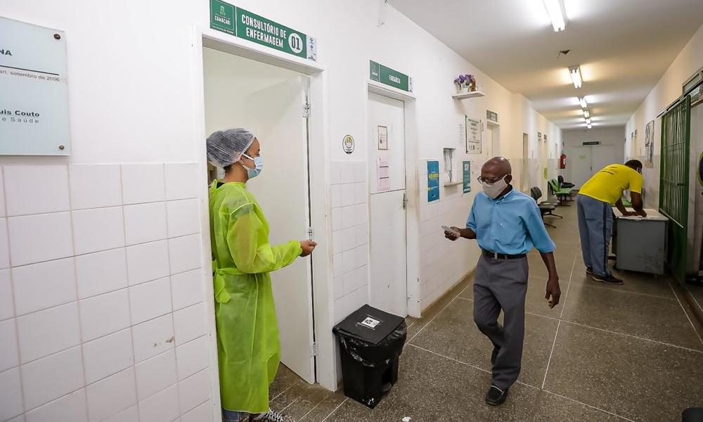Camaçari tem 3.185 pessoas vacinadas contra Covid-19