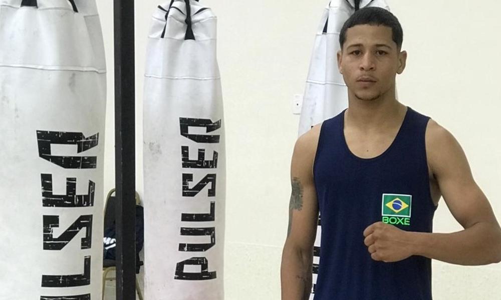 Camaçariense Kaian Oliveira pode entrar para Seleção Brasileira de Boxe