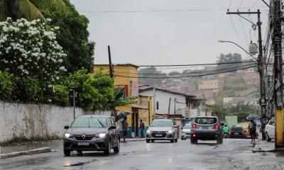 Defesa Civil alerta para cuidados com chuvas neste fim de semana em Camaçari