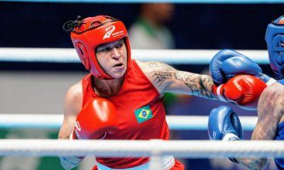 Boxe: Bia Ferreira triunfa e avança no Torneio de Strandja