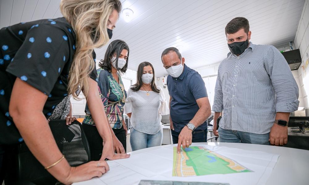 Obras do Alphaville Guarajuba devem gerar mais de 10 mil empregos