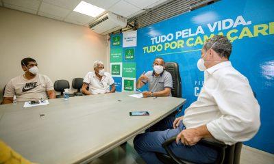 Elinaldo determina elaboração imediata do planejamento para construção de Hospital Municipal
