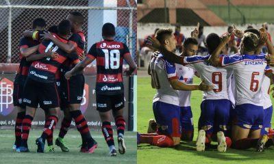 Vitória e Bahia vencem adversários no Campeonato Baiano; confira resultados