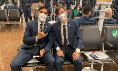 Palmeiras embarca para disputa do Mundial de Clubes da FIFA no Catar