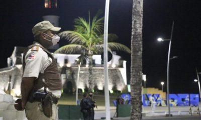 Toque de recolher: 55 pessoas foram detidas no fim de semana por descumprir decreto