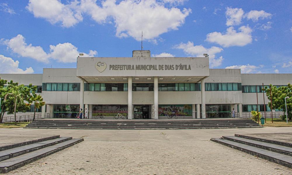 Secretarias municipais suspendem atendimento presencial em Dias d'Ávila
