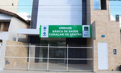 Unidades de saúde atenderão pacientes sintomáticos de Covid-19 sem agendamento em Camaçari