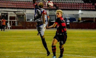 Campeonato Baiano: Vitória empata com Unirb em jogo de estreia