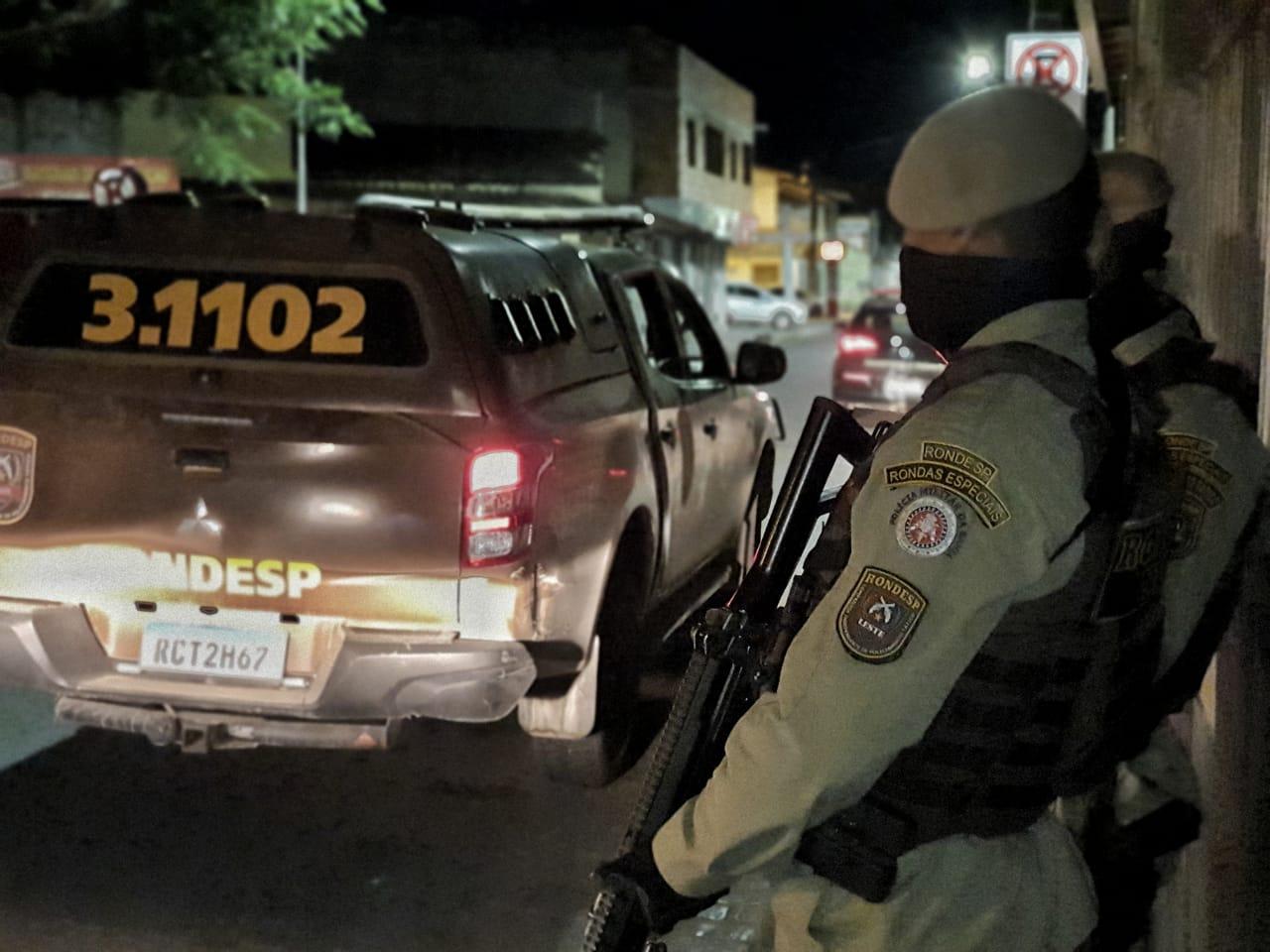 Mais de 100 pessoas já foram autuadas por descumprimento do toque de recolher na Bahia