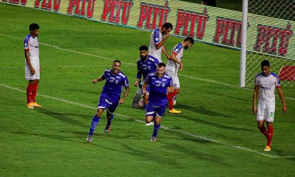 Copa do Nordeste: Bahia perde para o CSA fora de casa