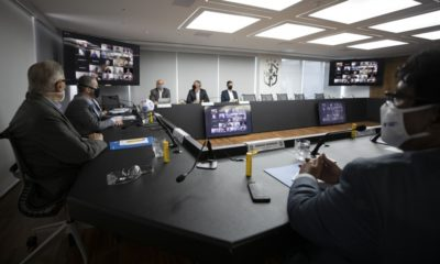 Troca de técnicos será limitada no Campeonato Brasileiro 2021