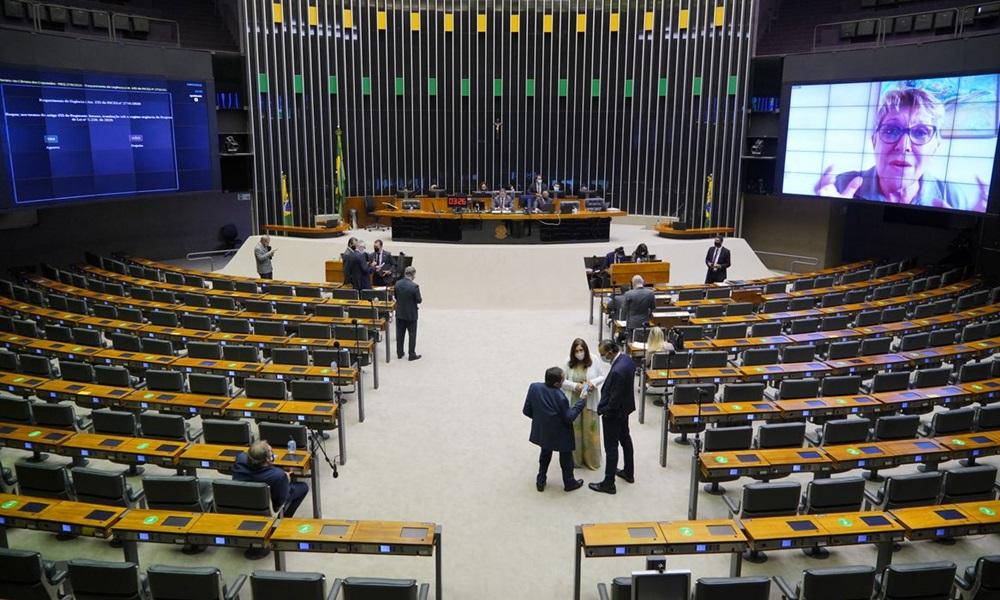 Câmara dos Deputados inicia debate sobre a PEC Emergencial