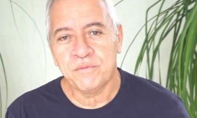 Após sete dias em casa e recuperado da Covid-19, Curvelo agradece apoio de aliados; assista ao vídeo