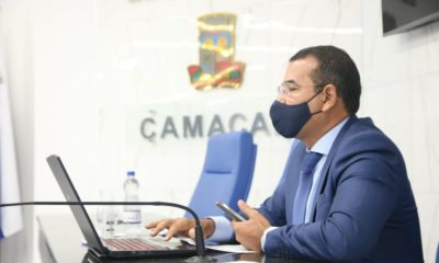 Júnior Borges propõe regularização de assentamentos em Catu de Abrantes