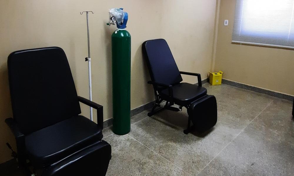 Covid-19: demanda por reabastecimento diário de oxigênio triplica em Camaçari