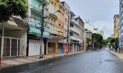Medidas restritivas são ampliadas em toda Região Metropolitana de Salvador