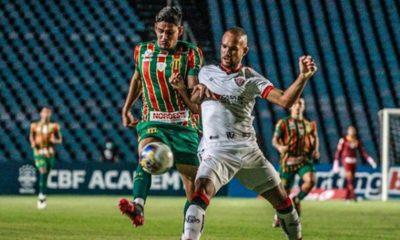 Vitória empata fora de casa e cai uma posição na Copa do Nordeste