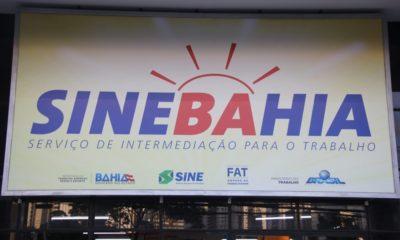 Confira vagas de emprego do SineBahia para Salvador e RMS nesta quinta-feira