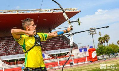 Brasil termina Pan de tiro com arco com vaga olímpica e cinco pódios
