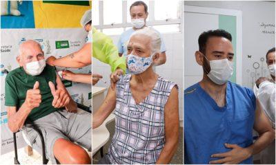 Camaçari: 6.575 pessoas já receberam a primeira dose da vacina contra Covid-19