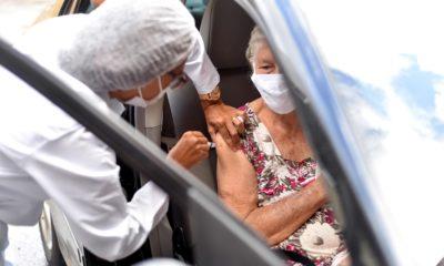 Vacinação contra o coronavírus chega para idosos acima de 65 em Dias d'Ávila nesta semana